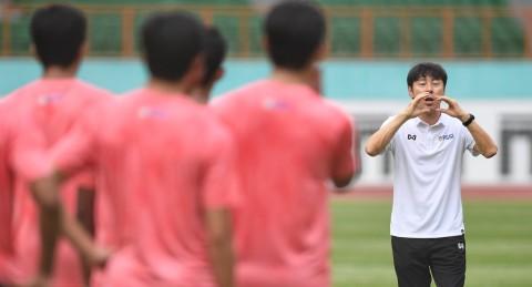 Cerita Ketatnya Program Latihan Shin Tae-Yong