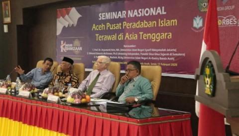 Aceh Titik Nol Peradaban Islam di Asia Tenggara Terbukti Akademis