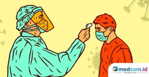 Pasien Diduga Terjangkit Korona Didiagnosis ISPA