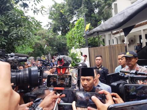 Ibas Yudhoyono Kehilangan Ashraf Sinclair