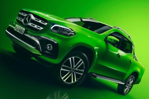 Mercedes-Benz X-Class Bakal 'Tutup Usia' pada Mei 2020