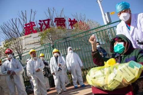 Kritik Presiden Tiongkok Terkait Korona, Aktivis Ditangkap