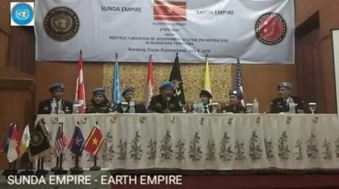 Sekjen Sunda Empire Ajukan Penangguhan Penahanan