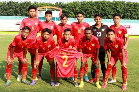 Timnas U-16 Berencana Uji Coba dengan Thailand