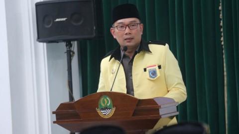 Ridwan Kamil Disematkan Sebagai Gubernur Desa