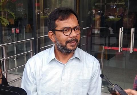 KPK Tantang Haris Azhar Buka Keberadaan Nurhadi