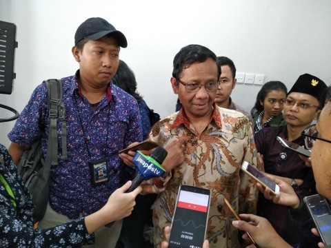 Dewan Pers Diminta Beri Masukan pada Omnibus Law Cipta Kerja