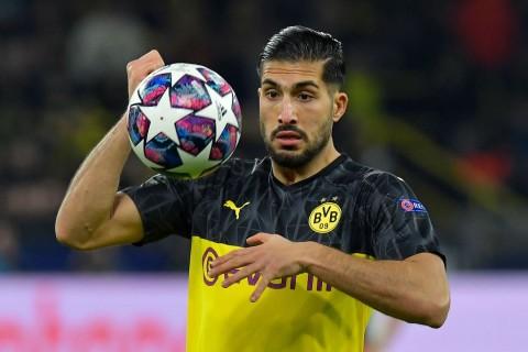 Belum Sebulan, Dortmund Aktifkan Klausul Emre Can