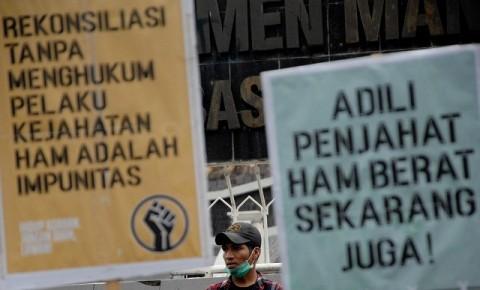 Kasus Paniai Ujian bagi Presiden Jokowi