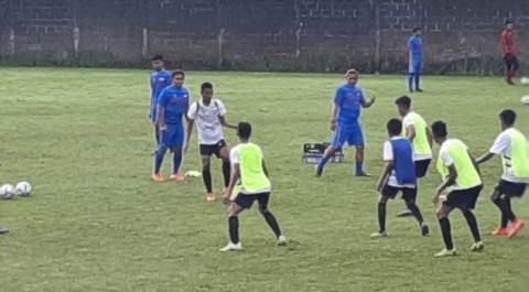 TC di Yogyakarta, Timnas U-16 Siapkan Trofeo Mini