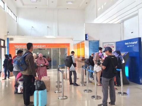 PT KAI Palembang Sediakan 63.228 Tiket Angkutan Lebaran