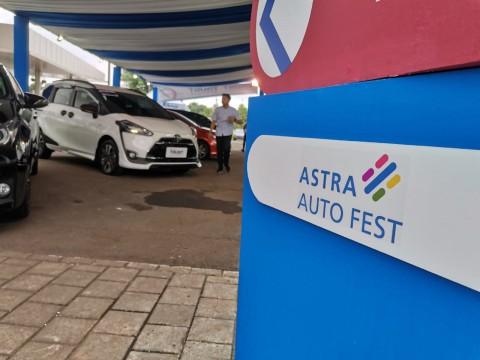 Astra Grup Genjot Jualan Mobil Melalui Astra Auto Fest