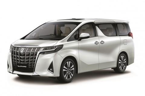 New Alphard & Vellfire Kini Dilengkapi Toyota Safety Sense