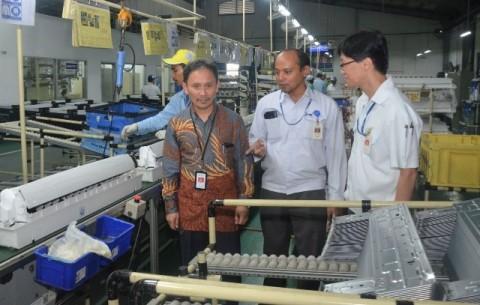 Produk AC Buatan Indonesia Diekspor ke Nigeria