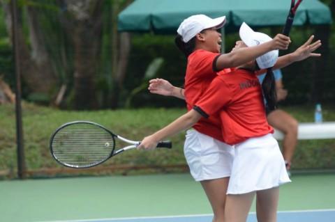 Tim Tenis Indonesia Harus Waspada