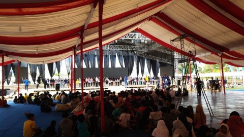 Kenduri Kebangsaan akan Sambut Jokowi dengan Tari Kreasi
