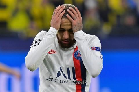Neymar tidak Mau Disalahkan atas Kekalahan PSG