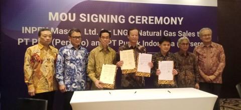 PLN dan Pupuk Indonesia Bakal Serap Gas Blok Masela