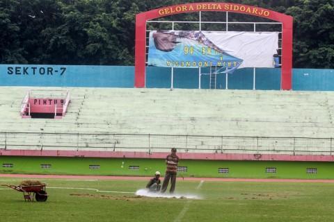 Jumlah Tiket Final Piala Gubernur Jatim tidak Sesuai Kapasitas Stadion