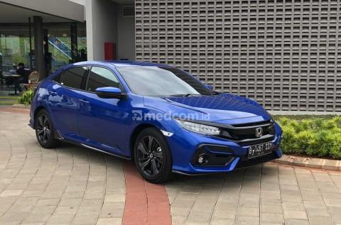 'Selusupan' Pakai Versi Road Sailing Honda Civic Turbo