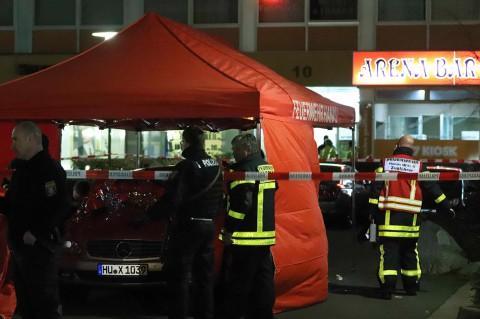 Penembakan di Bar Jerman Tewaskan Delapan Orang