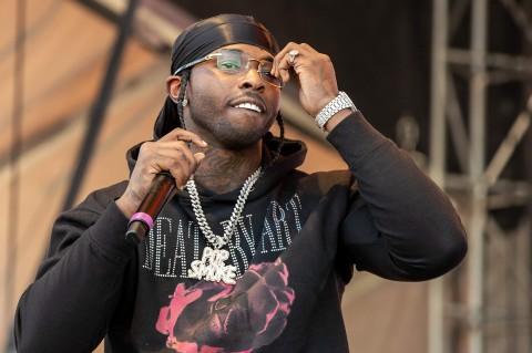 Rapper Pop Smoke Tewas Ditembak Perampok