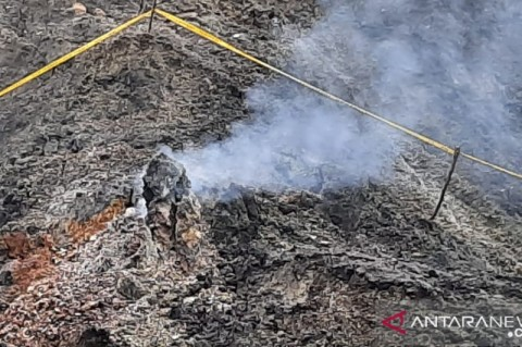 Gas di Sebot NTT Bukan dari Gunung Berapi