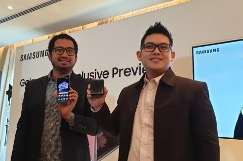 Samsung Buka Pre-Order Gelombang Kedua Galaxy Z Flip