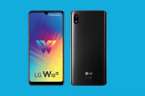 LG Umumkan Ponsel Entry-Level W10 Alpha