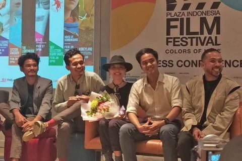 Asmara Abigail Berharap Pemerintah Dukung Film Indonesia