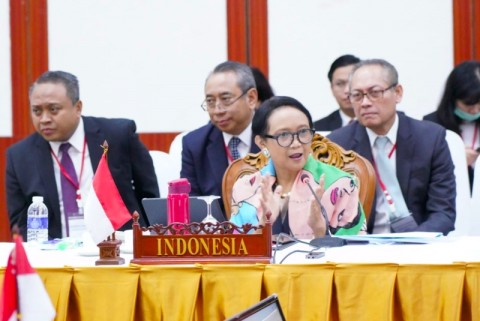Indonesia Proposes ASEAN-China Cooperation to Tackle COVID-19