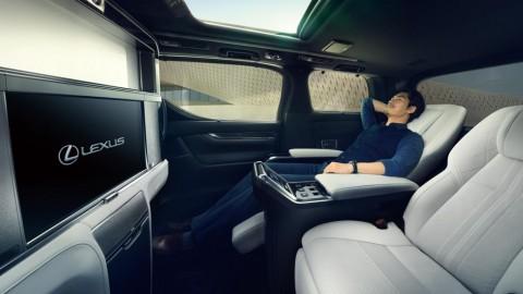 Lexus LM jadi Bukti, Pasar Luxury MPV Banyak Peminat