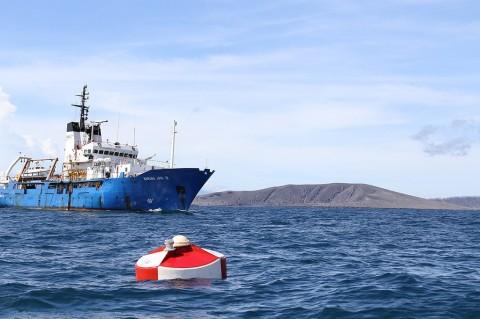 Buoy, Pendeteksi Tsunami Tercepat untuk Wilayah Indonesia