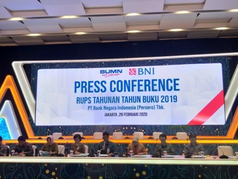 Herry Sidharta Ditunjuk sebagai Direktur Utama BNI