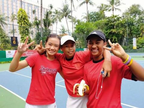 Indonesia Lawan Singapura Berebut Juara