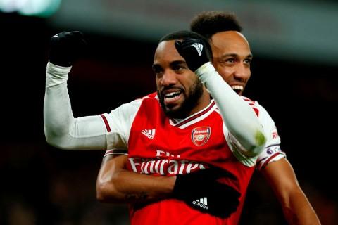 Hasil Lengkap Leg I 32 Besar Liga Europa: Arsenal dan Inter Menang di Kandang Lawan