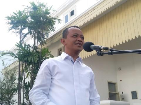 Bahlil Tak Mau Ungkap Sosok Gubernur Rasa Presiden