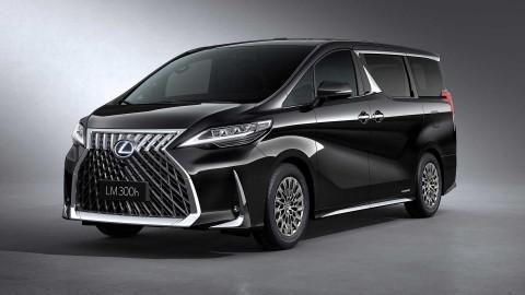 Lexus LM Lahir Karena Permintaan Crazy Rich Indonesian