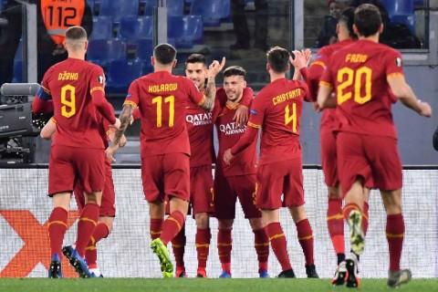 AS Roma Tampil Tanpa Kepercayaan Diri