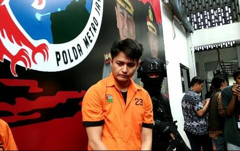 Pemasok Sabu ke Artis FTV Aulia Farhan Ditangkap
