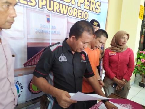 Seorang Warga Purworejo Menggelapkan 25,3 Ton Beras