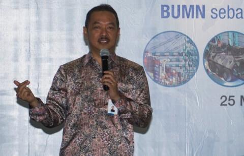 Barata Siapkan Investasi Rp500 Miliar Bangun Pabrik Roda Kereta