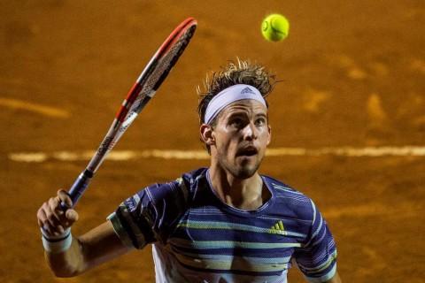 Hasil Rio Open 2020: Dominic Thiem ke Perempat Final