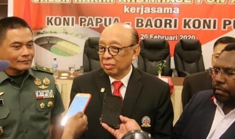 BAORI Siapkan Hakim Awasi PON Papua 2020
