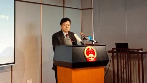 Tiongkok Dukung Usul Indonesia Bentuk Satgas Informasi Korona