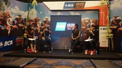 Atlet Andalan Indonesia Siap Tampil di Super Triathlon Bali