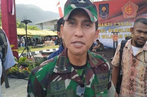 Warga Mewuluk Puncak Jaya Rampas Senjata Milik TNI