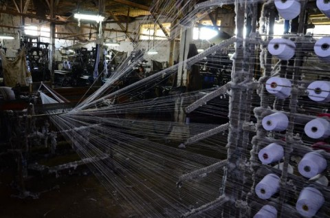 Bahan Baku Industri Tekstil Dalam Negeri Melimpah