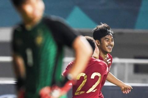 Resmi, Gelandang Timnas U-23 ke PSS Sleman