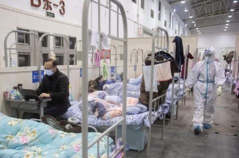 Tiongkok Catat 2.345 Kematian akibat Virus Korona